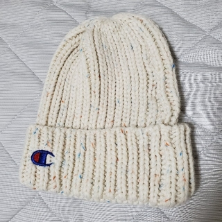 シマムラ(しまむら)のチャンピオン ニット帽(ニット帽/ビーニー)