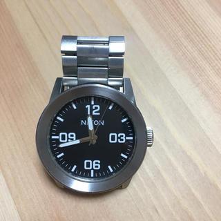 ニクソン(NIXON)のニクソン 腕時計(腕時計(デジタル))