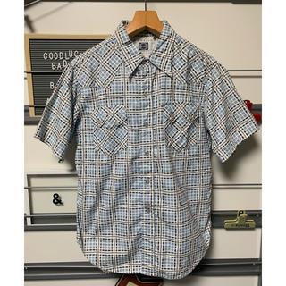 フェローズ(PHERROW'S)のPHERROW'S【フェローズ】半袖シャツ チェックシャツ ME(シャツ)