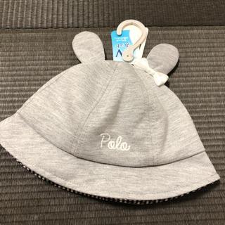 POLO RALPH LAUREN - うさぎさん帽子 ポロ 44cm