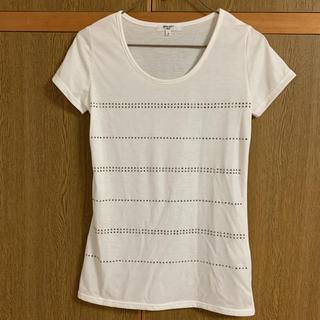 ナチュラルビューティーベーシック(NATURAL BEAUTY BASIC)のナチュラル ビューティー ベーシック Tシャツ(Tシャツ(半袖/袖なし))
