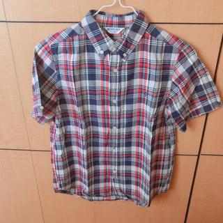 ビームスボーイ(BEAMS BOY)のBEAMSBOY    チェックシャツ  (シャツ/ブラウス(半袖/袖なし))