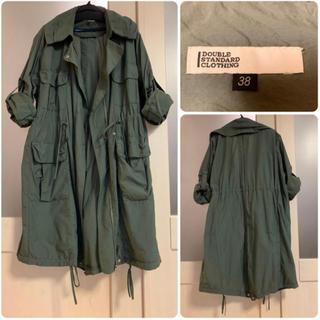 DOUBLE STANDARD CLOTHING - ダブスタのモッズコート