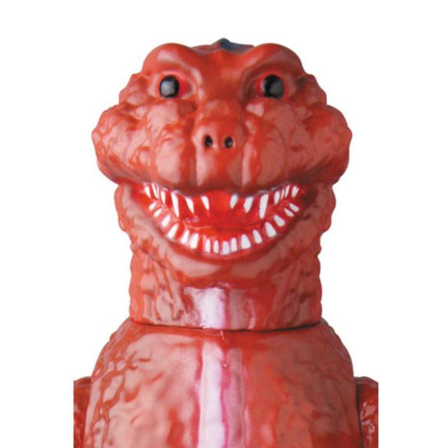 MEDICOM TOY(メディコムトイ)の初代ゴジラ (ギニョール版) 2期 エンタメ/ホビーのフィギュア(特撮)の商品写真
