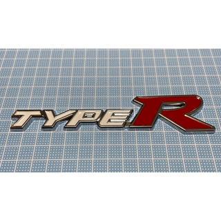 ホンダ(ホンダ)の3Dエンブレム 【TYPE R 】 HONDA(車外アクセサリ)