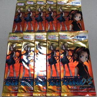タカラトミー(Takara Tomy)のシャーマンキング  カード 超・占事略決 OSブースター1 未開封パック×10(Box/デッキ/パック)