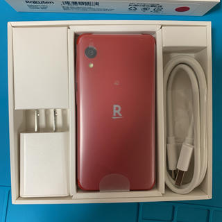 ラクテン(Rakuten)のRakuten  mini 新品未使用(通電確認済み)(スマートフォン本体)