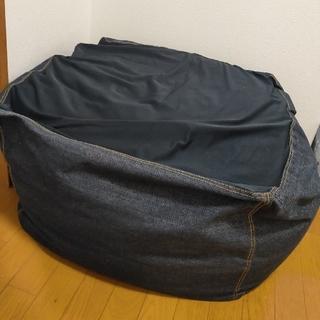 ムジルシリョウヒン(MUJI (無印良品))の体にフィットするソファ(ビーズソファ/クッションソファ)