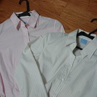 スーツカンパニー(THE SUIT COMPANY)のレディース シャツ ワイシャツ(シャツ/ブラウス(長袖/七分))