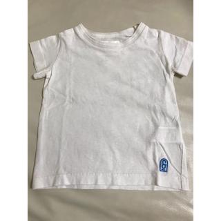 ドアーズ(DOORS / URBAN RESEARCH)のアーバンリサーチ キッズ オーガニックコットンTシャツ 90(Tシャツ/カットソー)