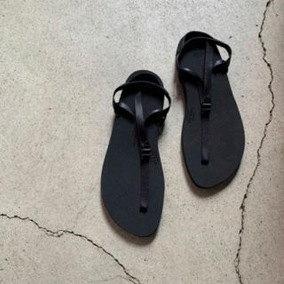 ヤエカ(YAECA)のBEAUTIFUL SHOES Barefoot Sandals(サンダル)