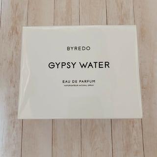 エストネーション(ESTNATION)の【未開封】BYREDO GYPSY WATER  バレード ジプシーウォーター(ユニセックス)