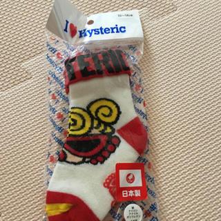 ヒステリックミニ(HYSTERIC MINI)のヒスミニ 靴下(靴下/タイツ)