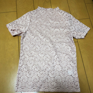 ディーホリック(dholic)のDholicレーストップス(シャツ/ブラウス(半袖/袖なし))