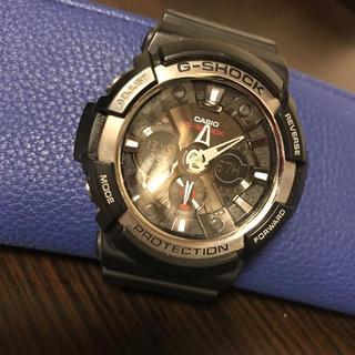 ジーショック(G-SHOCK)のGーSHOCK GA-200 Black(腕時計(デジタル))