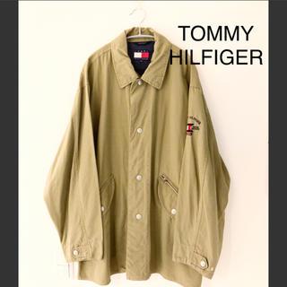 トミーヒルフィガー(TOMMY HILFIGER)のトミーヒルフィガー  ジャンパー アウター 90's 旧タグ (ブルゾン)