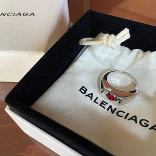バレンシアガ(Balenciaga)のバレンシアガ リング 確実正規品(リング(指輪))