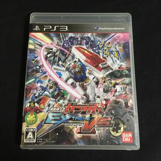 プレイステーション3(PlayStation3)の機動戦士ガンダム エクストリームバーサス PS3(その他)