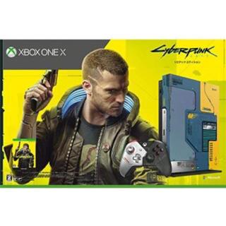 エックスボックス(Xbox)のxbox one x サイバーパンク2077 リミテッドエディション (家庭用ゲーム機本体)