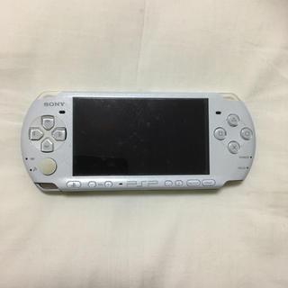 ソニー(SONY)のPSP 3000 ジャンク?とモンスターハンター1st,2nd,3rd(携帯用ゲームソフト)