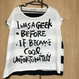 ルカ(LUCA)のLUCA / LADY LUCK LUCA Tシャツ(Tシャツ(半袖/袖なし))