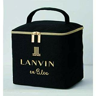 ランバンオンブルー(LANVIN en Bleu)のランバンオンブルー マルチボックス(メイクボックス)