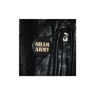 UNDERCOVER - ▪️【SHAM69】VINTAGE BADGE