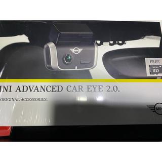 ビーエムダブリュー(BMW)のMINI 純正ドライブレコーダー Advanced Car Eye 2.0(車内アクセサリ)