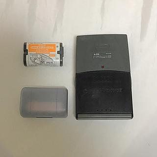 ゲームボーイアドバンス(ゲームボーイアドバンス)のゲームボーイ アドバンス 充電池&充電器 ジャンク品(携帯用ゲーム機本体)