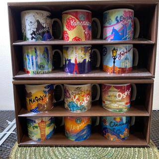 スターバックスコーヒー(Starbucks Coffee)のAREA collectible demi east&west JAPAN(その他)