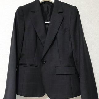 アオヤマ(青山)の洋服の青山 1つボタンテーラードカラージャケット、パンツ、スカート3点セット(スーツ)