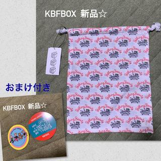 KBF - オサムグッズ 巾着大 ジルバス