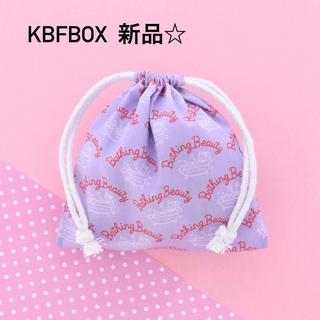 KBF - オサムグッズ 巾着小 ジルバス