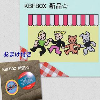 KBF - オサムグッズ ポストカード ダンシング
