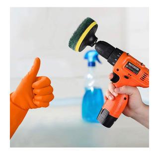 ✨超便利✨電動ブラシ クリーニングブラシ 電動お掃除ブラシ お風呂掃除ブラシ(掃除機)