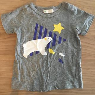 センスオブワンダー(sense of wonder)のbaby  cheer 90 Tシャツ グレー (Tシャツ/カットソー)
