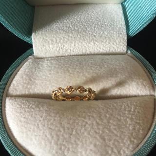 ジュピターゴールドレーベル(jupiter GOLD LABEL)のJUPITERピンキーリング(リング(指輪))