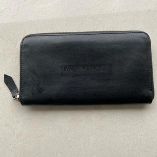 バレンシアガ(Balenciaga)のバレンシアガ ロゴパンチング 長財布(長財布)