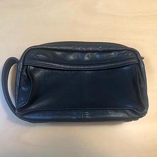 ポーター(PORTER)の【鞄】PORTER ポーチ (良品/黒色)(セカンドバッグ/クラッチバッグ)
