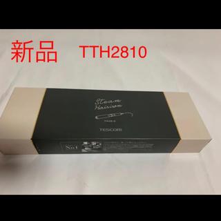 テスコム(TESCOM)の【新品】TESCOM  TTH 2810 マイナスイオンスチームアイロン(ヘアアイロン)