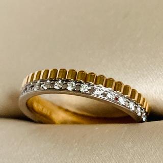 ブシュロン(BOUCHERON)の最終値下げ💕BOUCHERON ブシュロン キャトルリング ダイヤリング(リング(指輪))