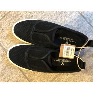 アメリカンイーグル(American Eagle)のAmerican Eagle スニーカー 靴 アメリカンイーグル ブラック(スニーカー)