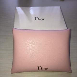 ディオール(Dior)のDior ノベルティ 新作ポーチ(ノベルティグッズ)