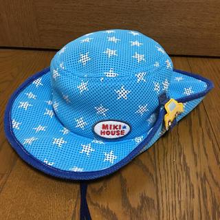 ミキハウス(mikihouse)のミキハウス 帽子 ハット テンガロン 52(帽子)