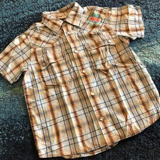 DIESEL - ディーゼル 130 チェック シャツ