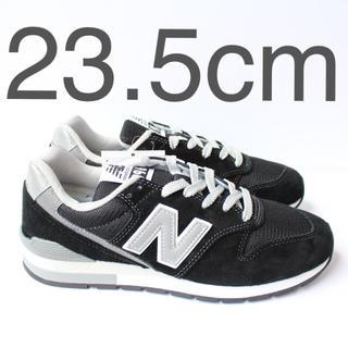 ニューバランス(New Balance)の新品 ニューバランス CM996 BP ブラック 23.5cm(スニーカー)