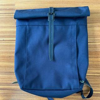 ナナミカ(nanamica)のnanamica backpack ナナミカバックパック ネイビー(バッグパック/リュック)