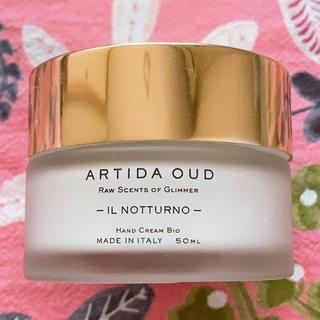 ジュリーク(Jurlique)のARTIDA OUD イタリア製 ハンドクリーム 50ml♪(ハンドクリーム)