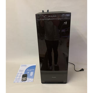 ダイキン(DAIKIN)の美品 ダイキン DAIKIN ストリーマ 加湿空気清浄機 MCK55VKS/T(加湿器/除湿機)