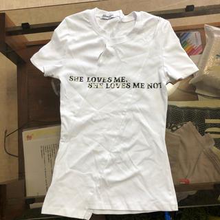 ブランド名不明 Tシャツ サイズS(Tシャツ(半袖/袖なし))